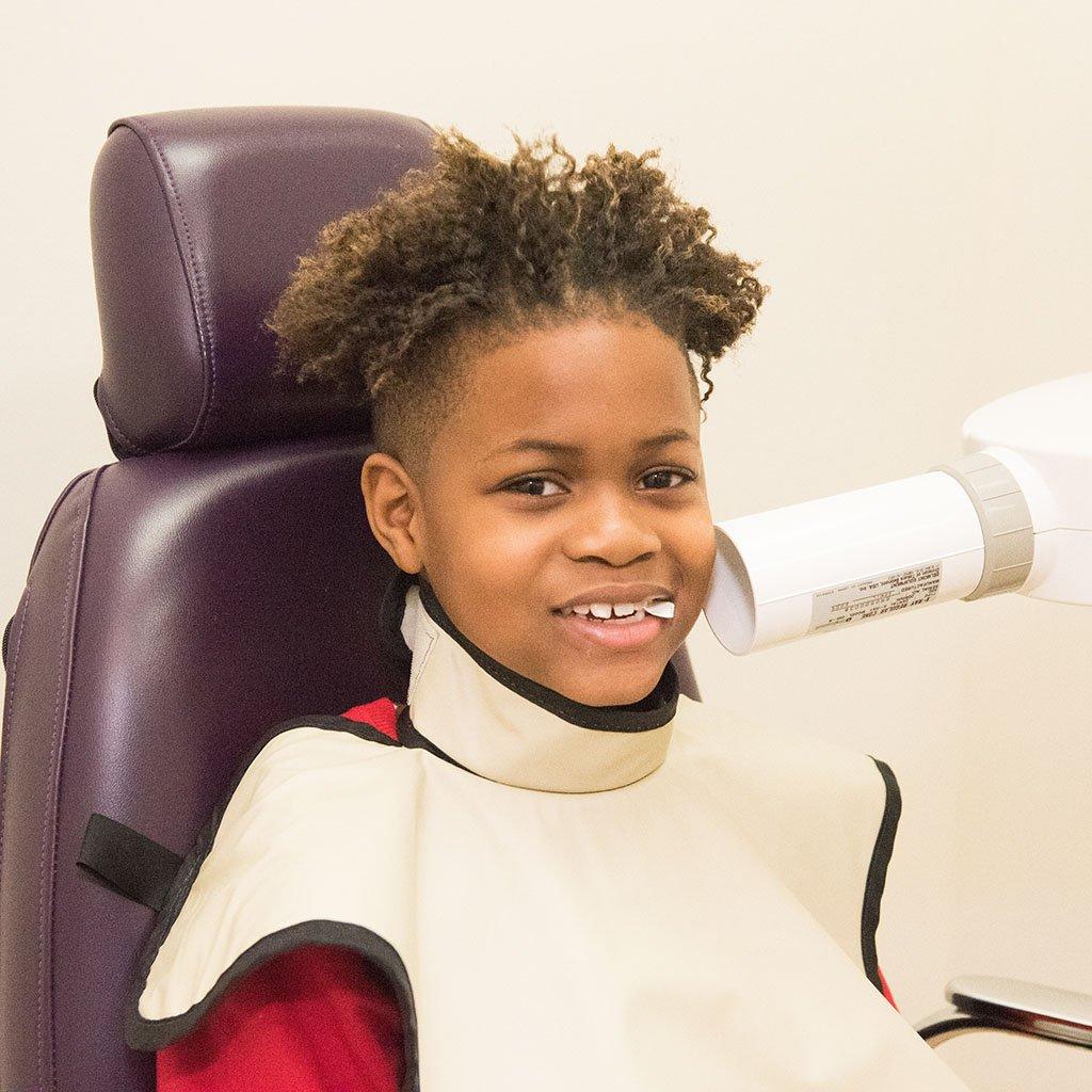 digital radiography kids dentist near solon ohio